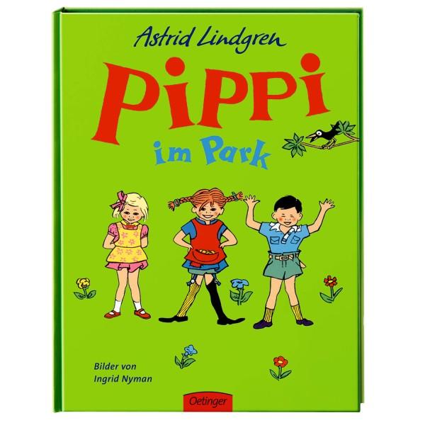 Lindgren, Pippi im Park