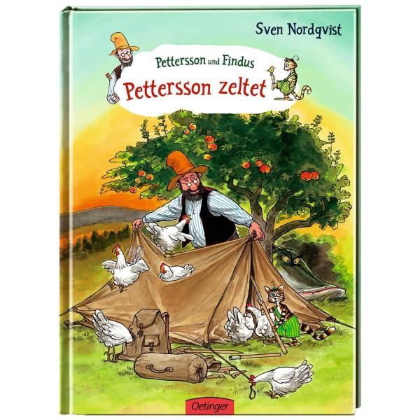 Nordqvist, Pettersson zeltet