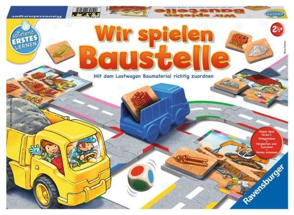 Ravensburger Wir spielen Baustelle, Legespiel