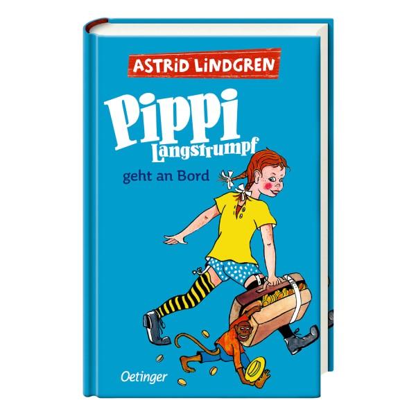 Lindgren, Pippi geht an Bord