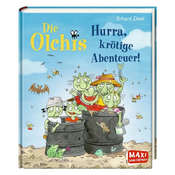 Dietl, Die Olchis. Krötige Abenteuer