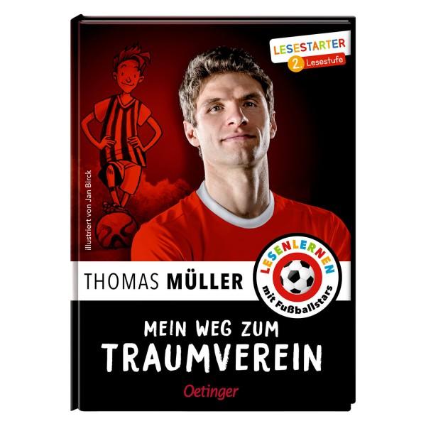Müller, Mein Weg zum Traumverein NA