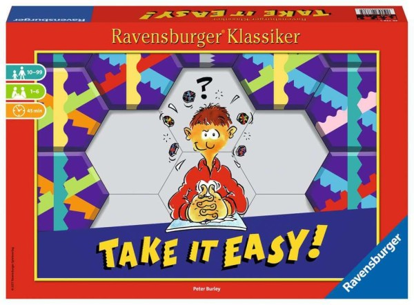 Ravensburger Take it easy! - Legespiel