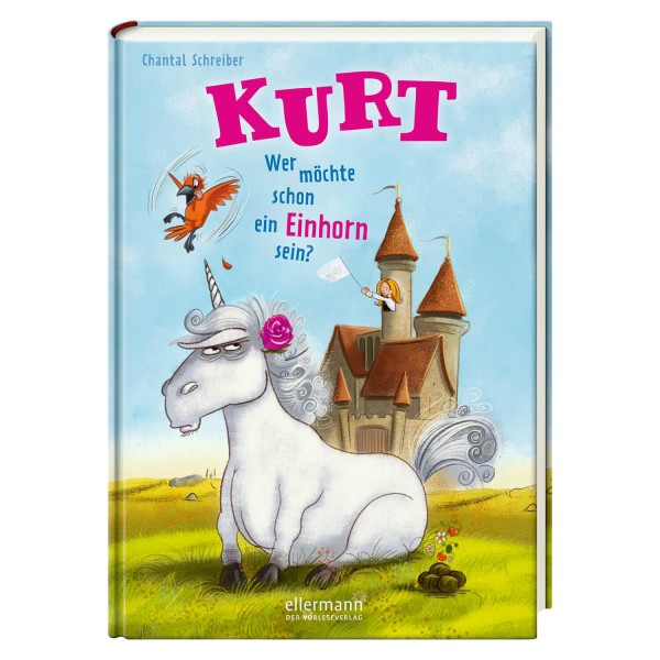 Schreiber, Kurt Wer möchte Einhorn sein?