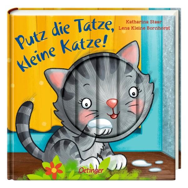 Bornhorst, Putz die Tatze, kleine Katze!