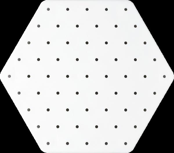 Hama Maxi Stick Lochplatte Sechseck