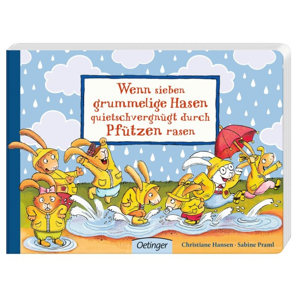 Praml, Wenn sieben grummelige Hasen