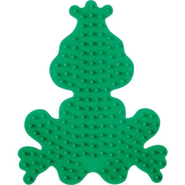 Hama Stiftplatte kl. Frosch, grün