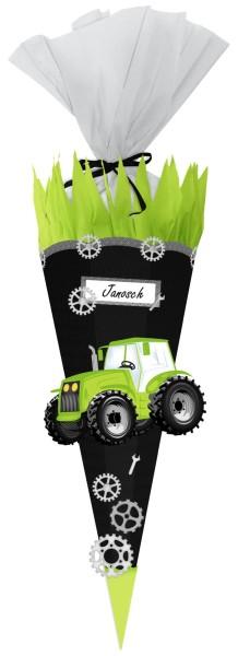 Ursus Schultüten Bastelset Easy Line Traktor - 68 cm -