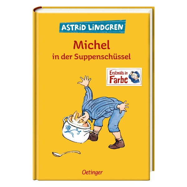 Lindgren, Michel Suppenschüssel vierfarb