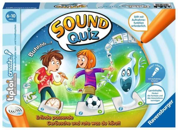 tiptoi® CREATE Sound-Quiz