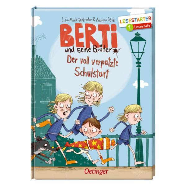 Dickreiter, Berti Schulstart