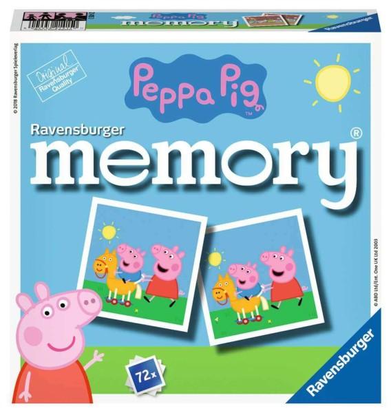 Ravensburger Merk- und Suchspiel Peppa Pig memory®