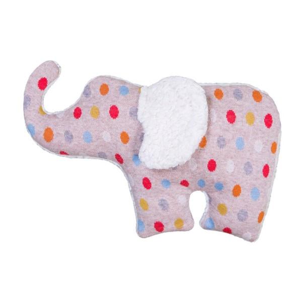 Efie Dinkelkornkissen   Wärmekissen Elefant