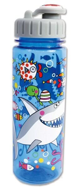 Trinkflasche Haifisch