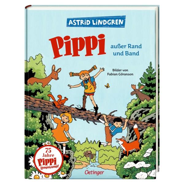 Lindgren, Pippi außer Rand und Band NA