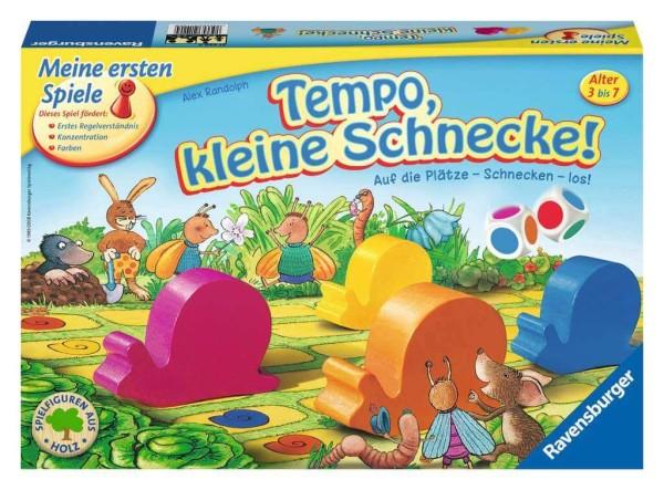 Ravensburger Wettlaufspiel Tempo, kleine Schnecke!