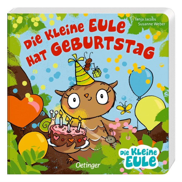 Weber, Die kleine Eule hat Geburtstag