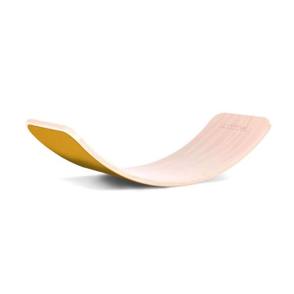 Wobbel Board Original - Leinen-Whitewash