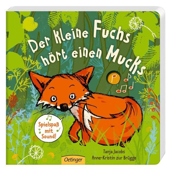 zur Brügge, Fuchs hört einen Mucks Sound