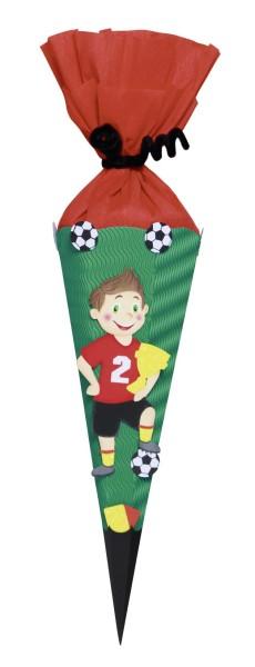 Ursus Schultüten Bastelset Fußballer - 40 cm -