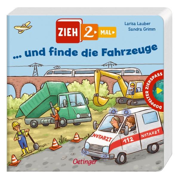 Grimm, Zieh 2 mal Fahrzeuge