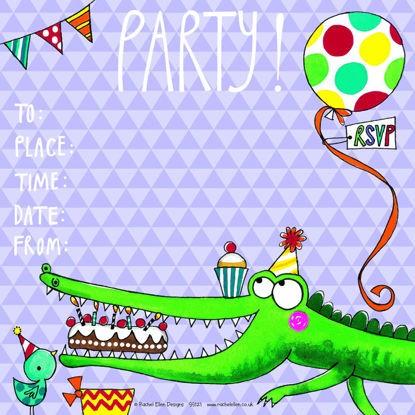 Einladung Party (Rachel Ellen)