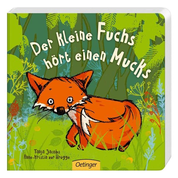 zur Brügge, Kleine Fuchs hört Mucks
