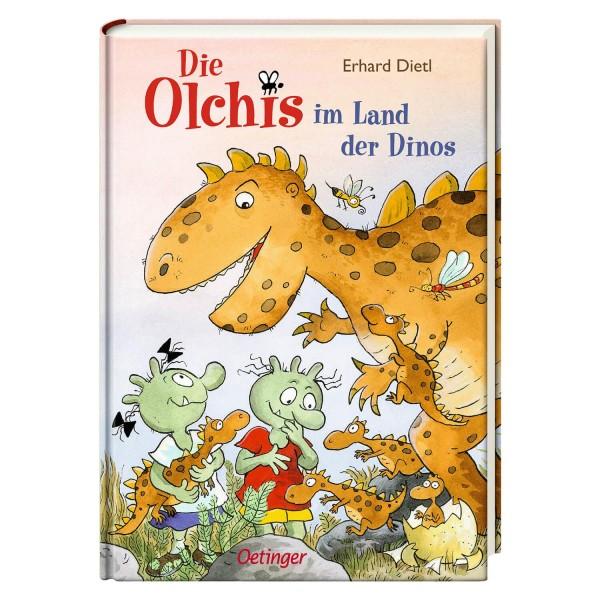 Dietl, Die Olchis im Land der Dinos