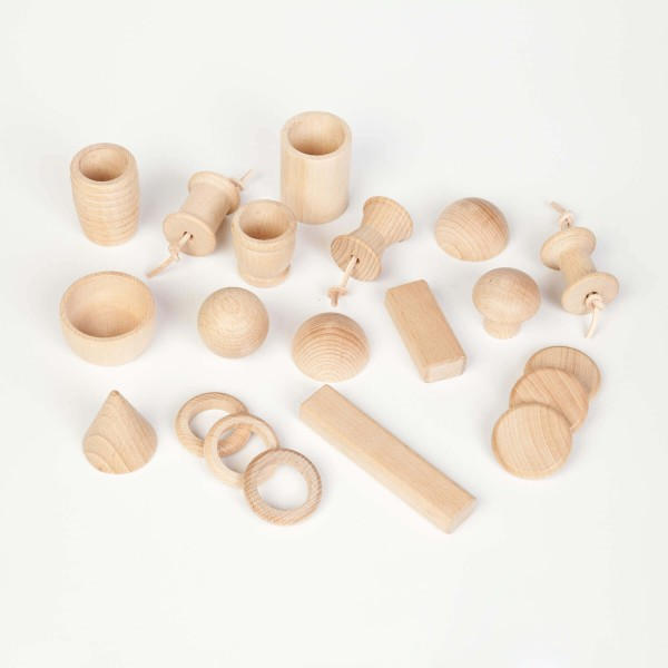 GRAPAT Schatzbeutel mit Objekten