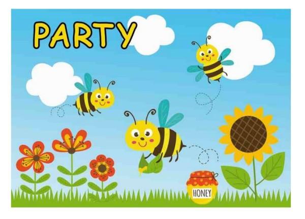 Einladung Freche Bienen
