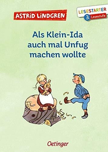 Lindgren, Als Klein-Ida Unfug