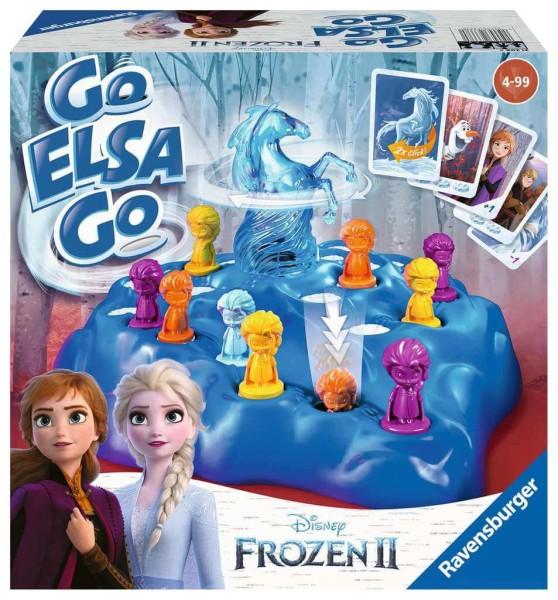 Ravensburger 3D-Aktionsspiel Disney Frozen 2 Go Elsa Go