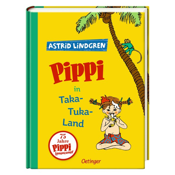 Lindgren, Pippi Taka-Tuka-Land (Nyman)