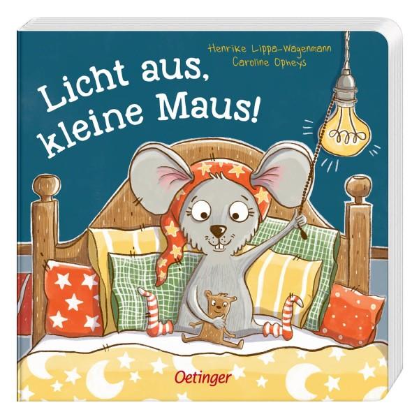 Lippa-Wagenmann, Licht aus, kleine Maus!
