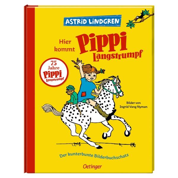 Lindgren, Hier kommt Pippi Langstrumpf