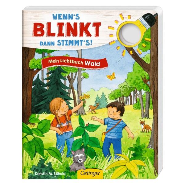 """Schuld, Wenn""""s blinkt Wald"""