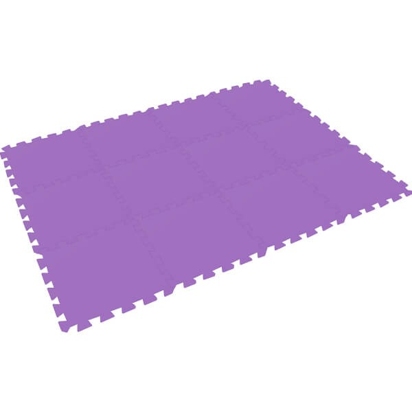 Bodenmatte Puzzlematte UNO (12 Teile)