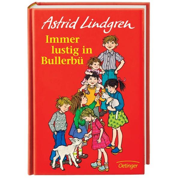 Lindgren, Immer lustig in Bullerbü