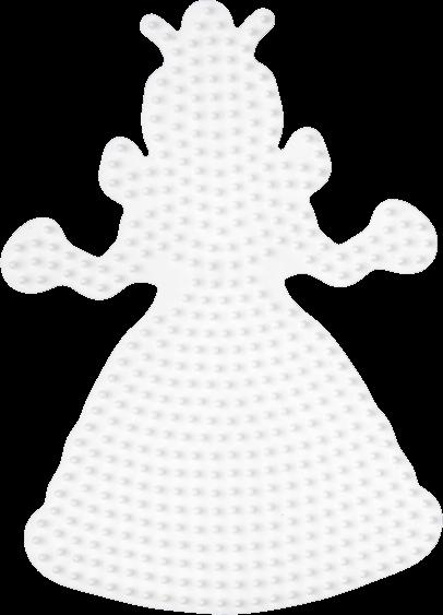 Hama Stiftplatte Prinzessin