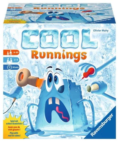 Ravensburger Cool Runnings - Wettlaufspiel