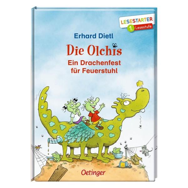 Dietl, Olchis Drachenfest Feuerstuhl NA