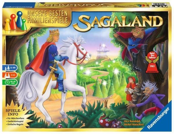Ravensburger Sagaland - Würfelspiel
