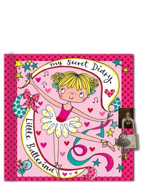 Tagebuch Kleine Ballerina