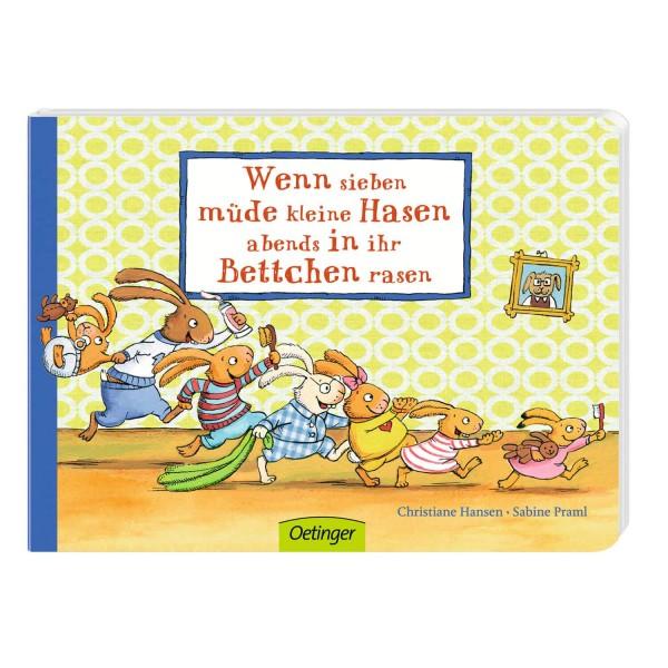 Hansen, Sieben müde kleine Hasen