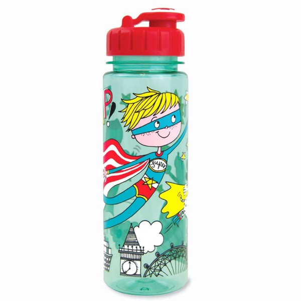 Trinkflasche Superheld